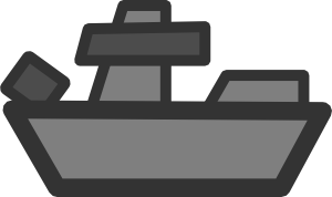 battleship clipart carrier ship