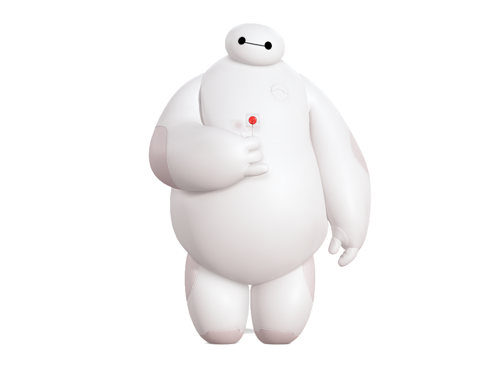 Baymax transparent animated. Image x png plants
