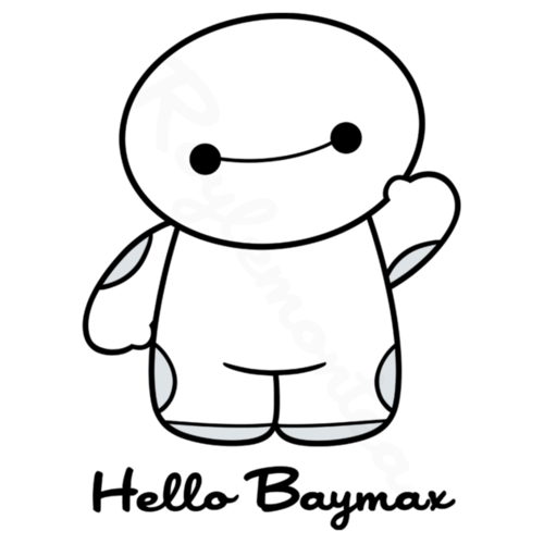 Baymax transparent cute. Image about in by