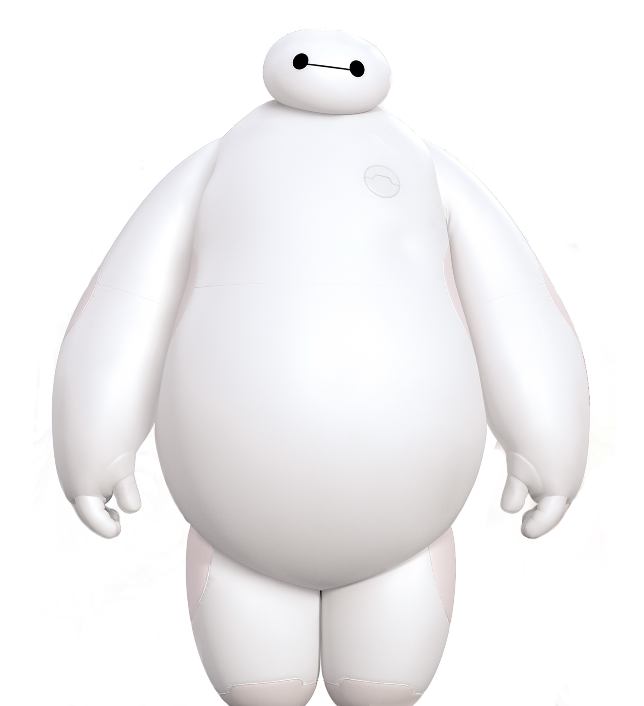 baymax transparent