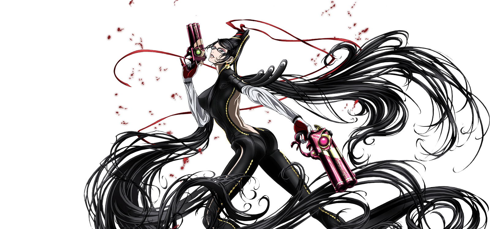 Bayonetta drawing anime. Bloody fate movie announced