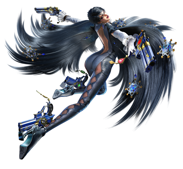 Bayonetta drawing normal proportion. Screenshots images and pictures