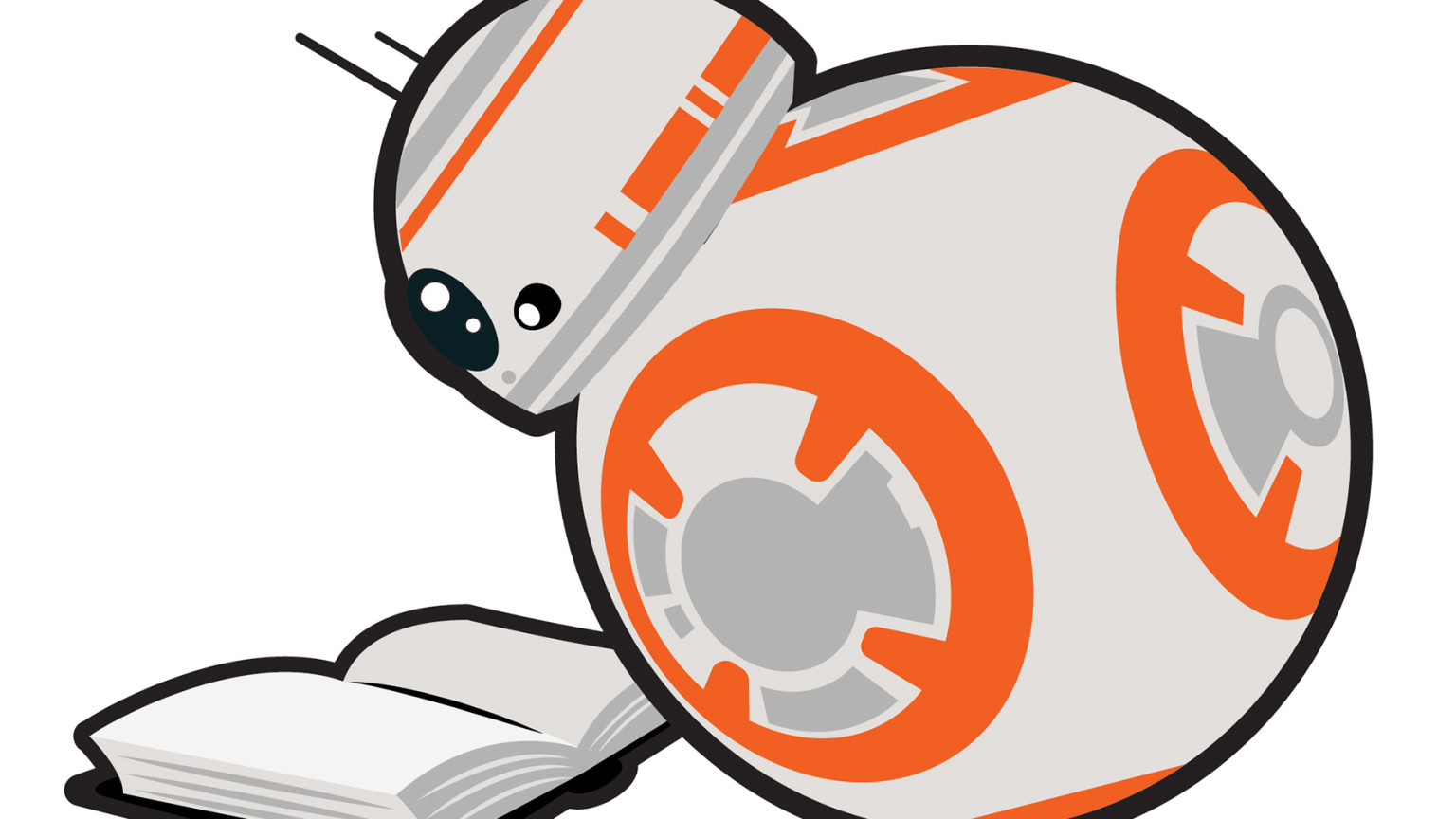 Bb8 clipart jpeg. Star wars reads day
