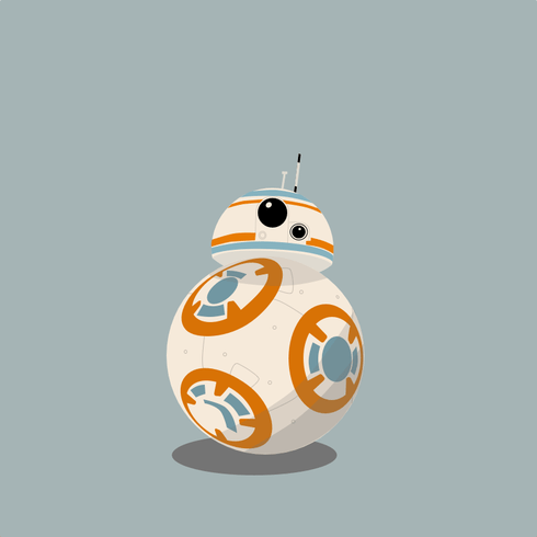 Bb8 clipart love. Pixelmator tip how to