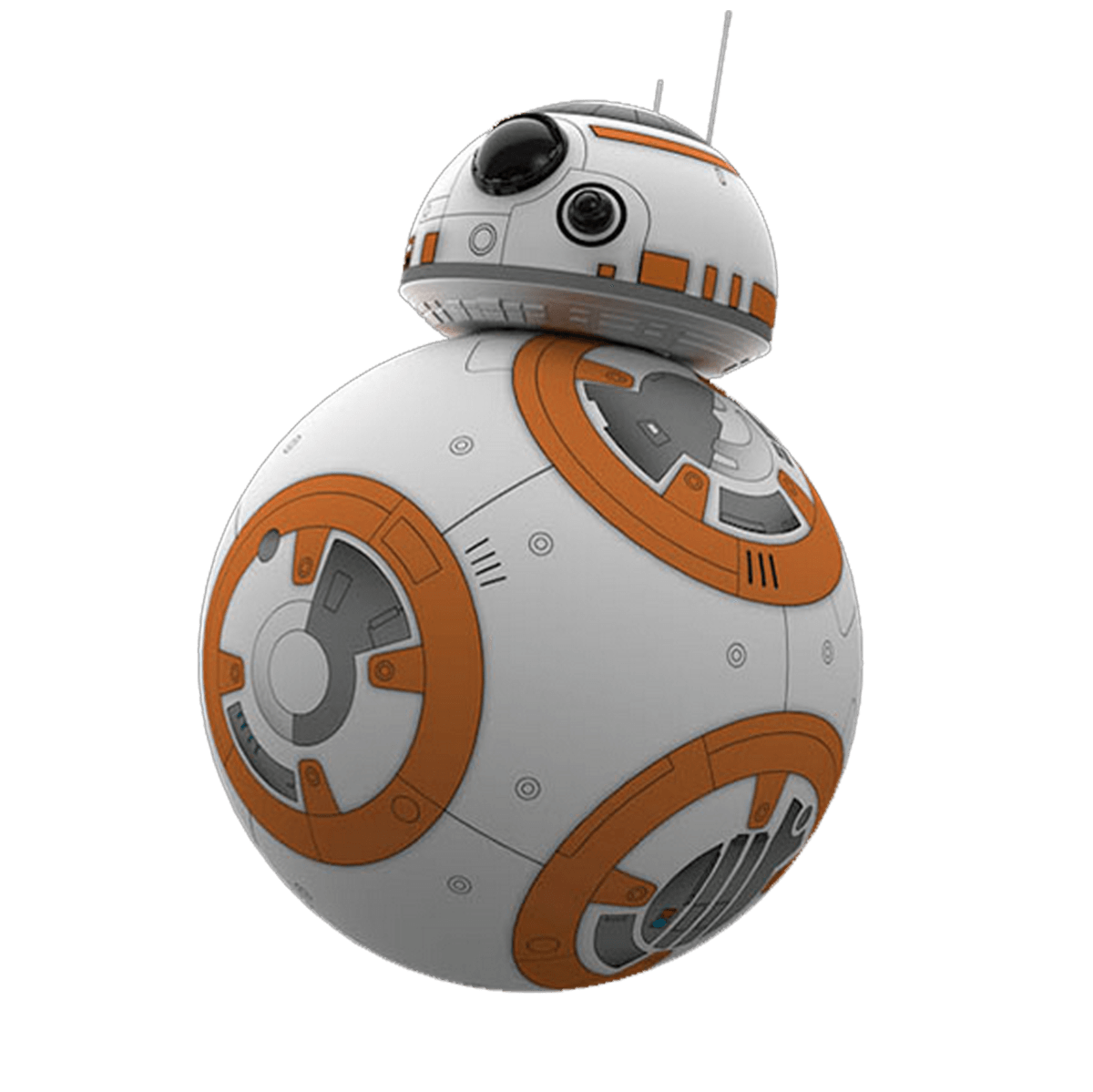 Star wars png. Bb transparent stickpng