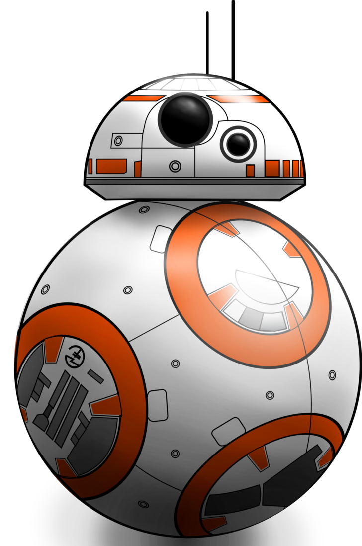 Bb8 clipart easy draw. Bb free clip art