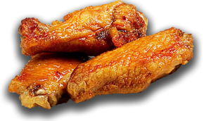 Bbq chicken wings png. Mr pizza grill winner