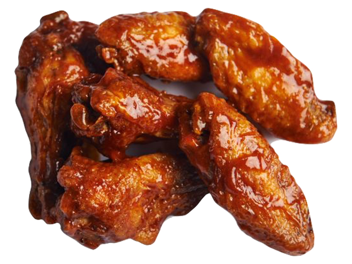 Bbq chicken wings png. Order delivery in chisinau