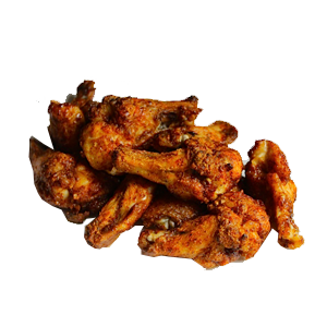 Bbq chicken wings png. Roast pizza house roasted