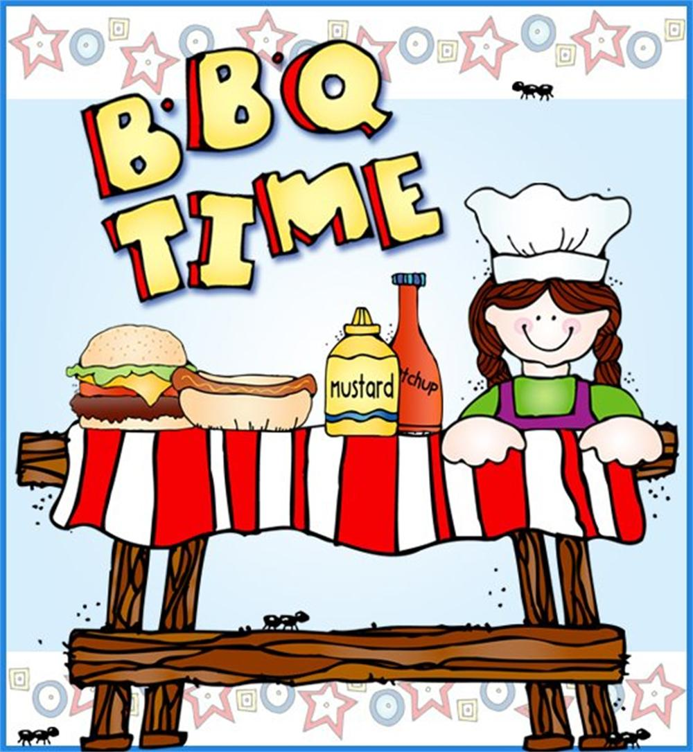 bbq clipart back to school