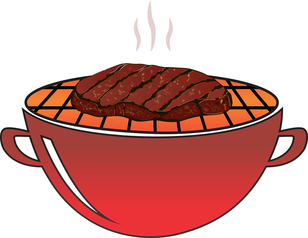 Bbq clipart bbq beef. Barbecue png freeuse
