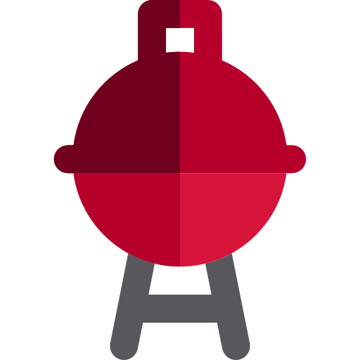 Bbq grill illustration png. Icon page svg