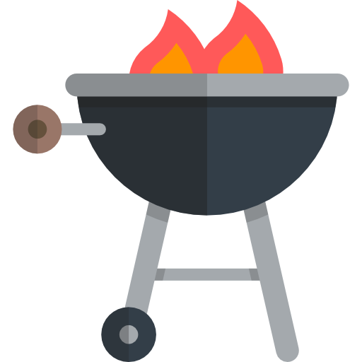 Grill png. Icon page