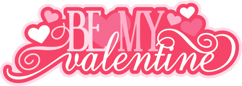 be my valentine png