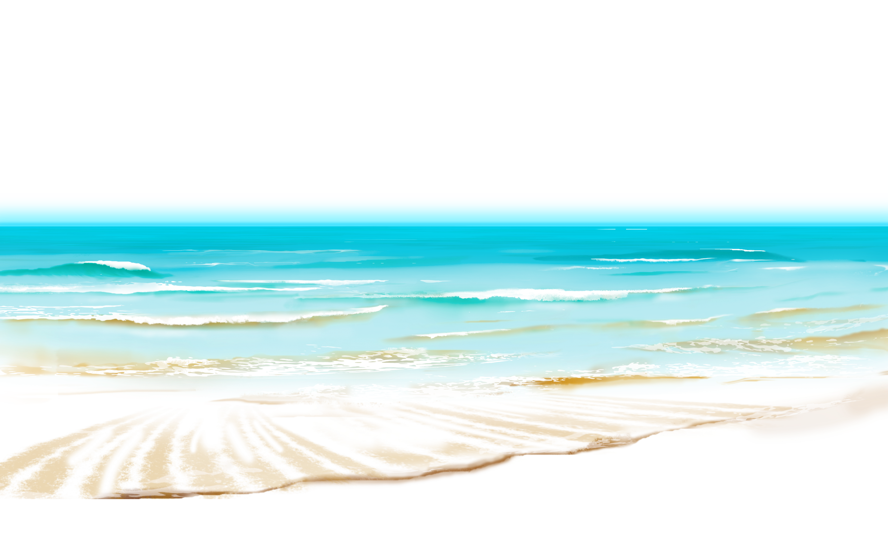 Beach background png. Sea ground clipart gallery