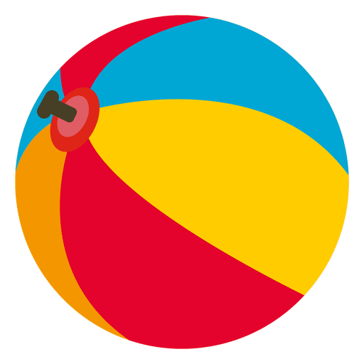 Beachball icon transparent png. Playa vector clipart library