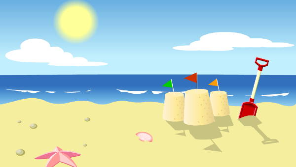 15 beach clipart for free download on ya webdesign