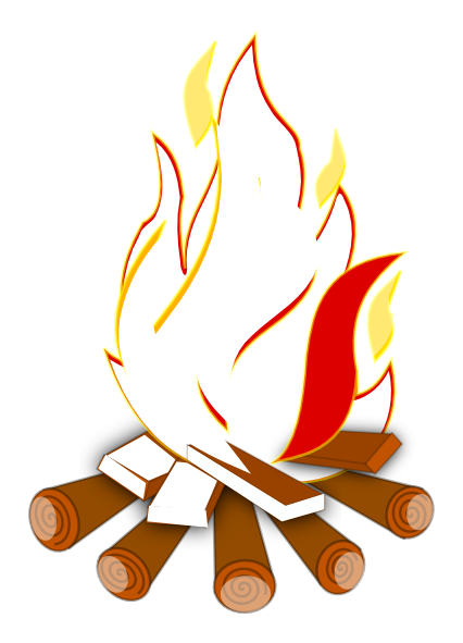 smoke clipart campfire smoke