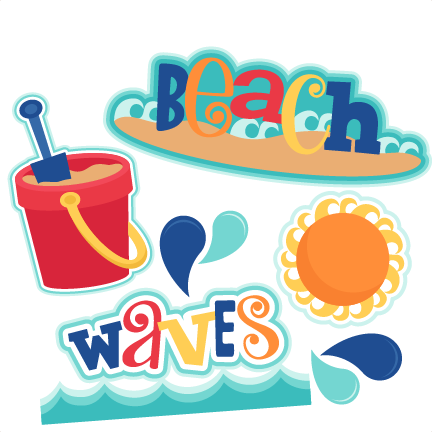 Free cute cliparts download. Beach clipart supply image transparent library