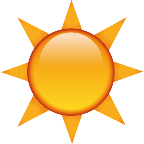Download the sun island. Beach emoji png vector freeuse library