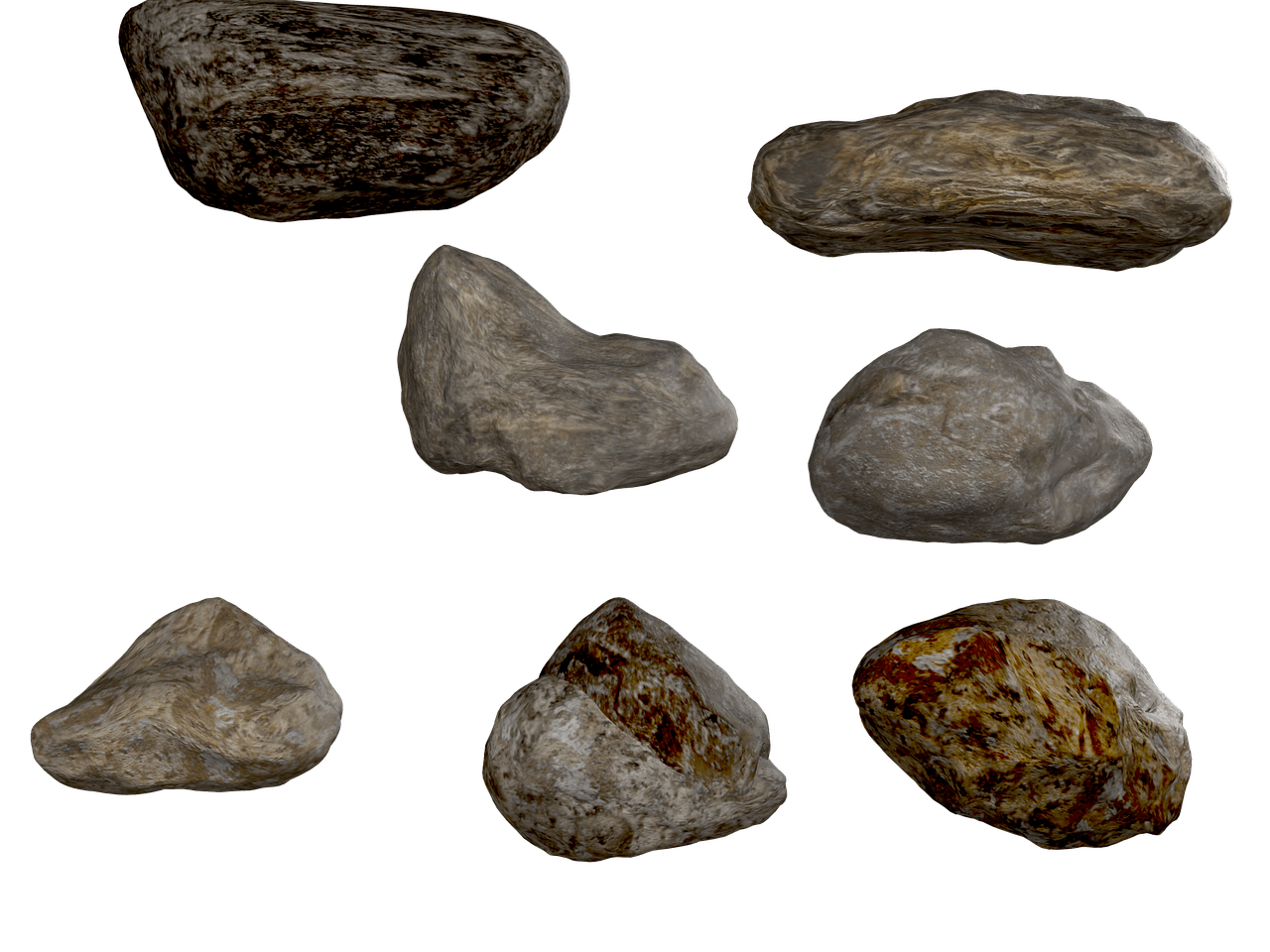 Beach rocks png. Collection transparent stickpng