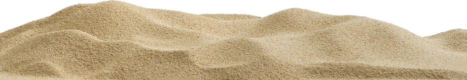 pile of sand png
