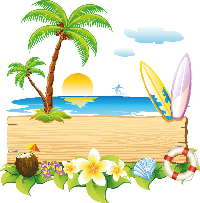 Tubes femmes graphiques png. Drawing beach tropical jpg freeuse library