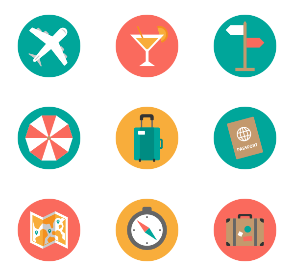 Beach vector png. Icon packs svg