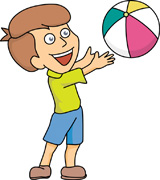 Beachball clipart child beach. Search results for ball