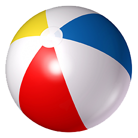 Beach ball clipart png. Free transparent images download