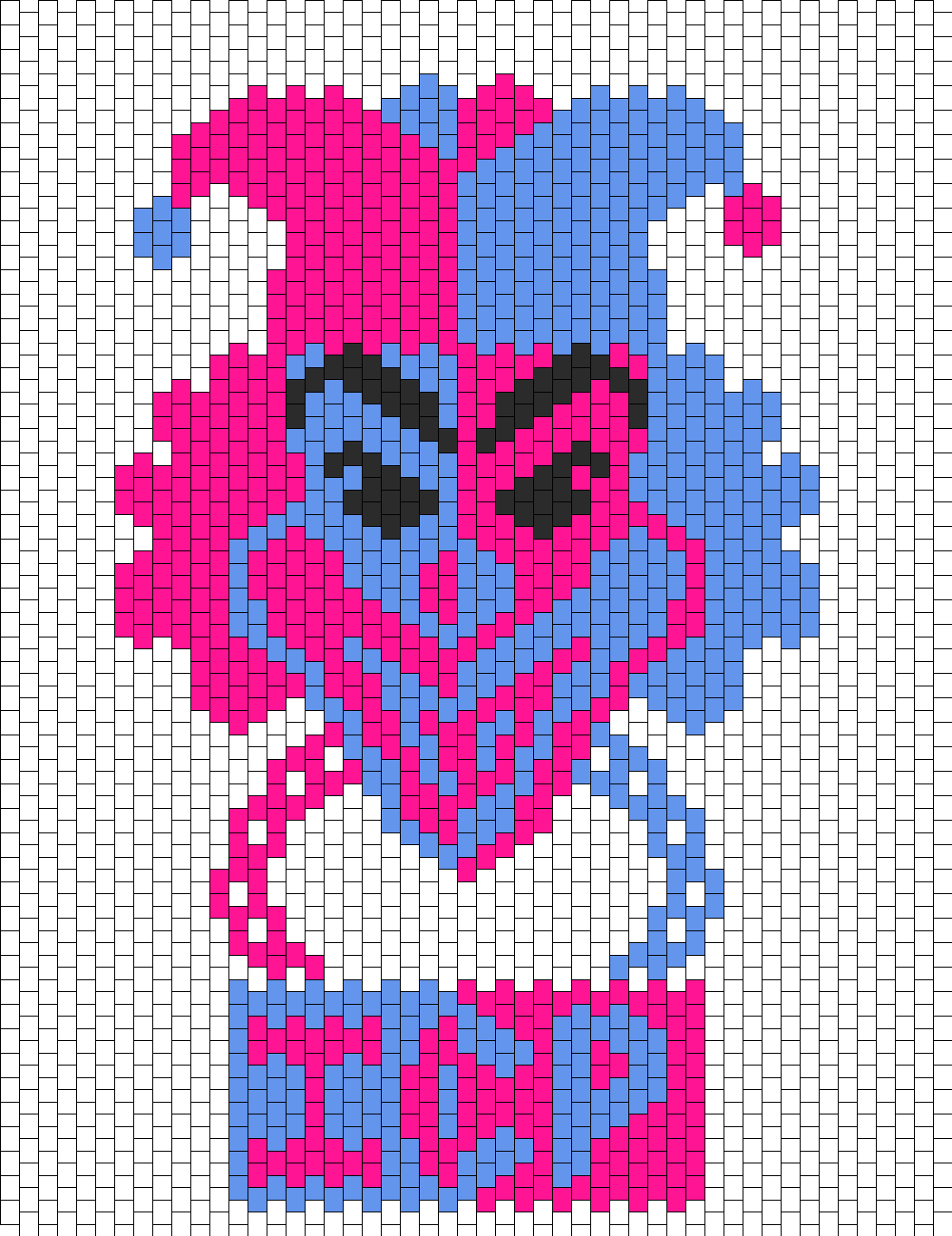 Beads vector beading. Icp carnival of carnage
