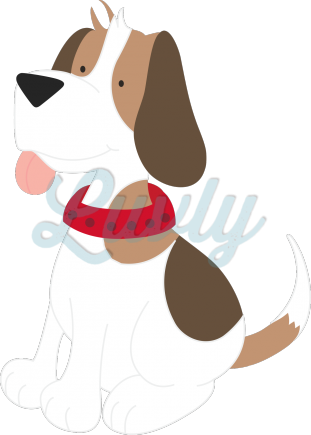 Beagle clipart brittany spaniel. Luvly co items screenshots
