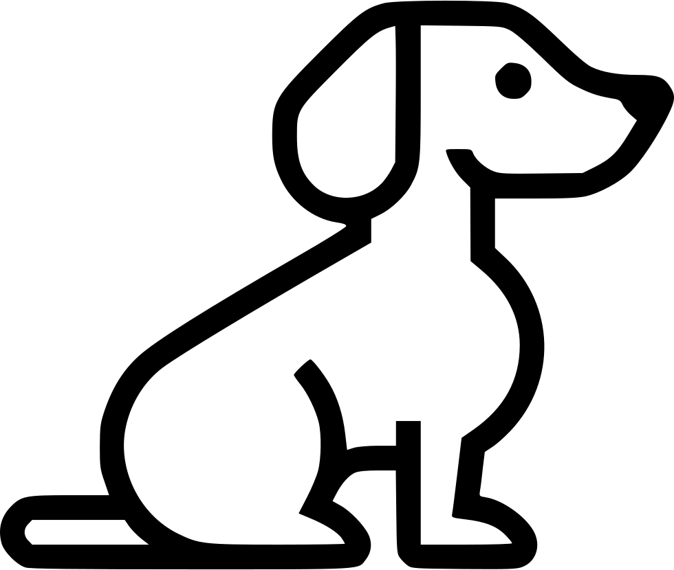 Beagle svg. Dog puppy png icon