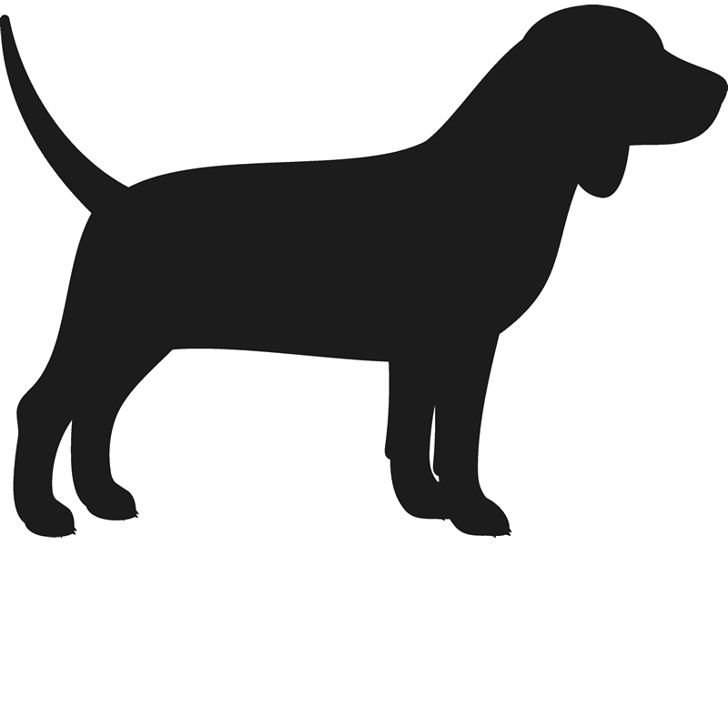Beagle svg silhouette. At getdrawings com free