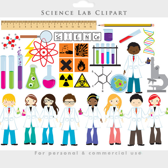 Chemical clipart common laboratory apparatus. Science chemistry lab clip
