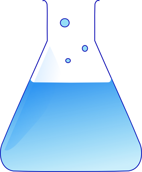 flask drawing animation