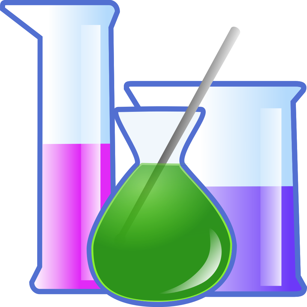 beaker science png