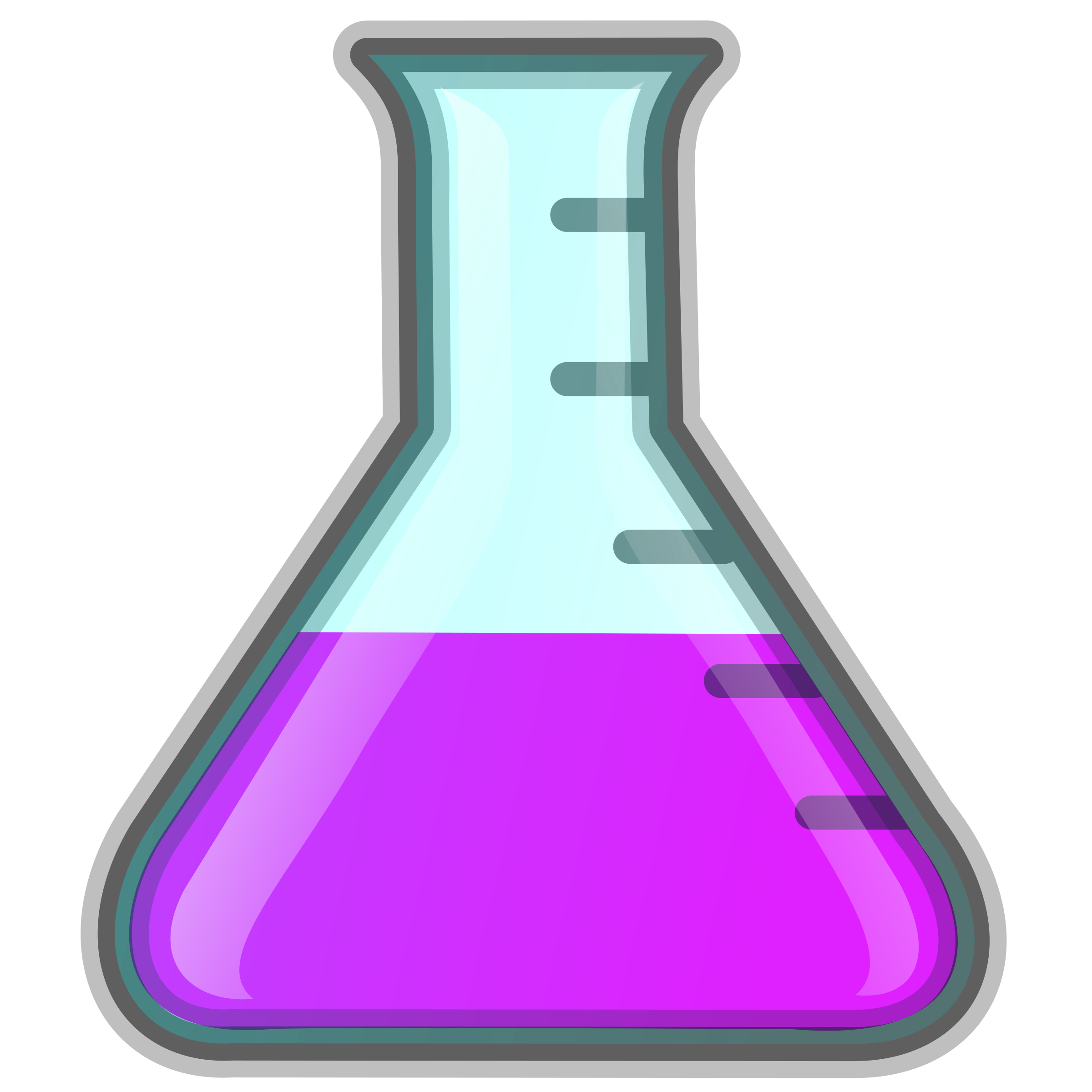 Beaker vector png transparent. Lab icon icons free