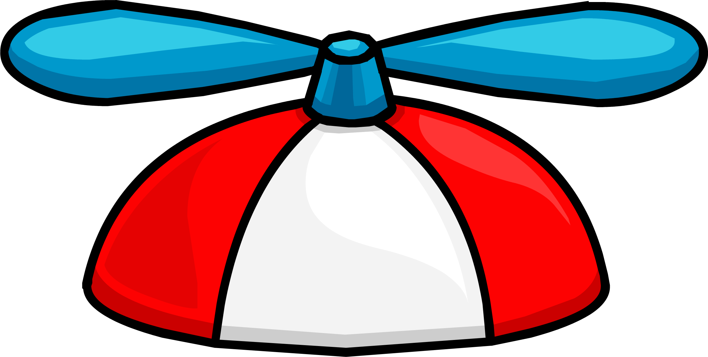 helicopter hat png