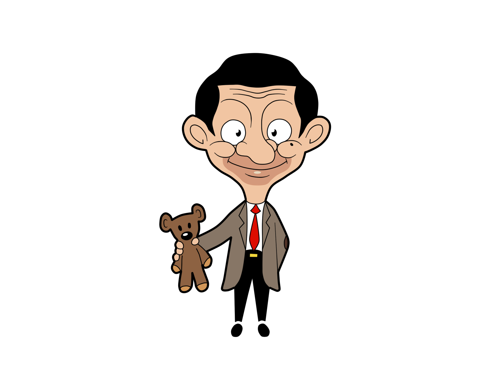 Beans vector animated. Mr bean png clipart