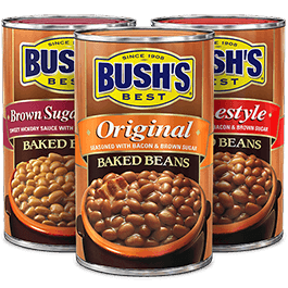 Beans vector baked bean. Products bush s