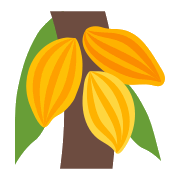 Beans vector bitter. Cocoa icon free download