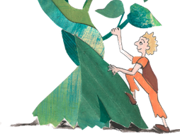 Beanstalk drawing animated. Jack and the audiobook