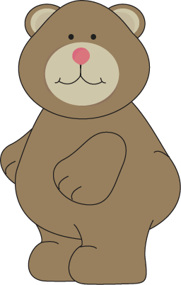Images brown. Bear clip art cute clipart library library