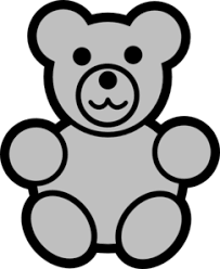 Bear clip art easy. Image result for printable