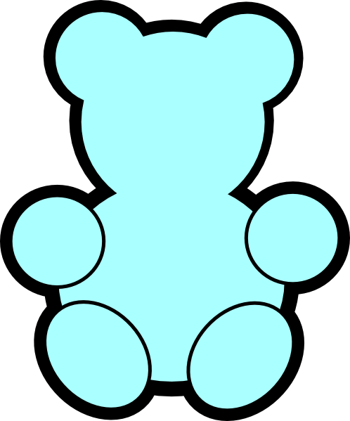 Tremendous outline of a. Bear clip art printable png transparent library