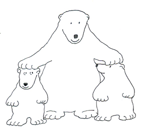 Bear clipart polar bear. Clip art pictures of