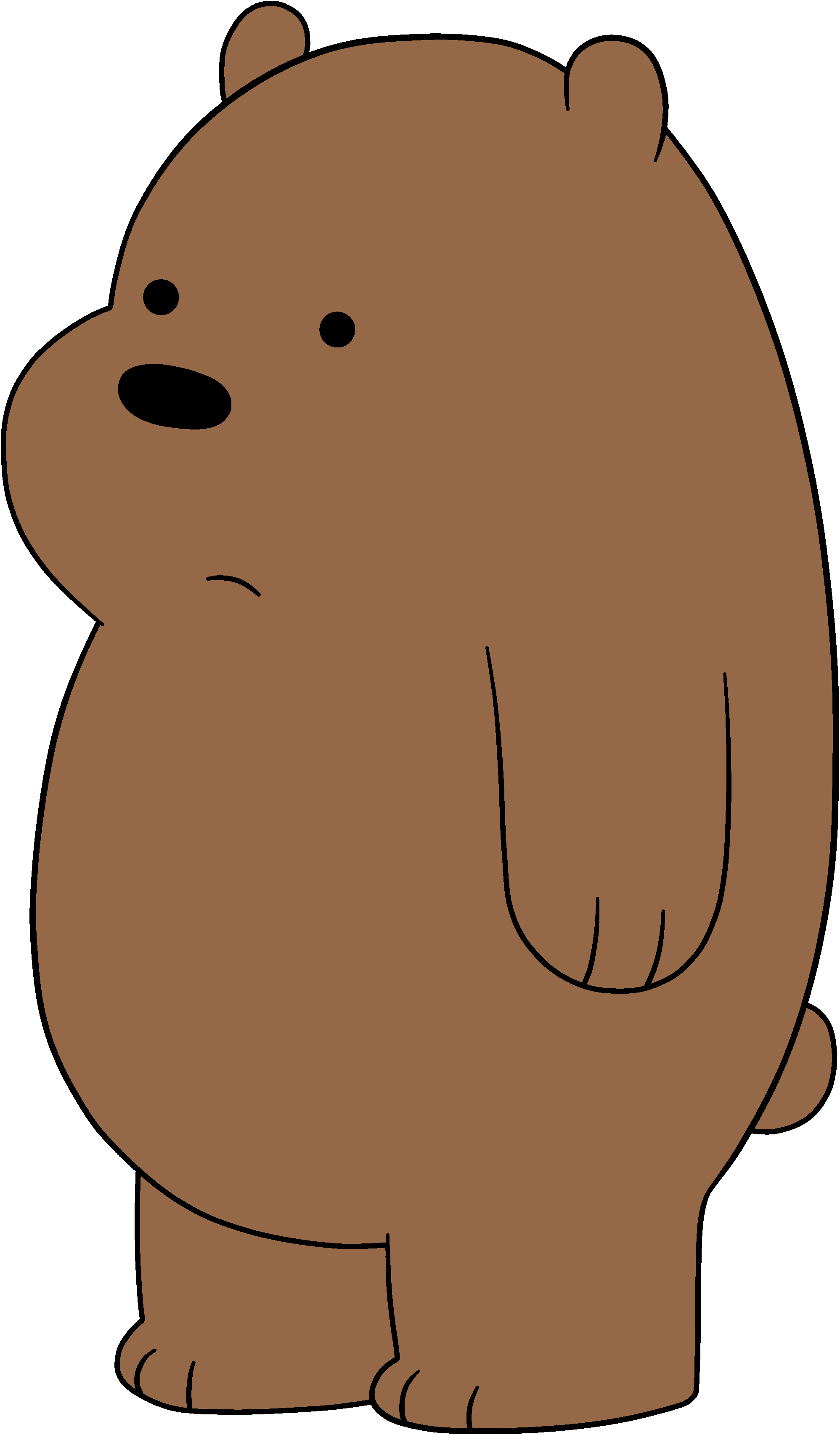 Vacuum transparent we bare bears. Image babygrizz png wiki picture library stock