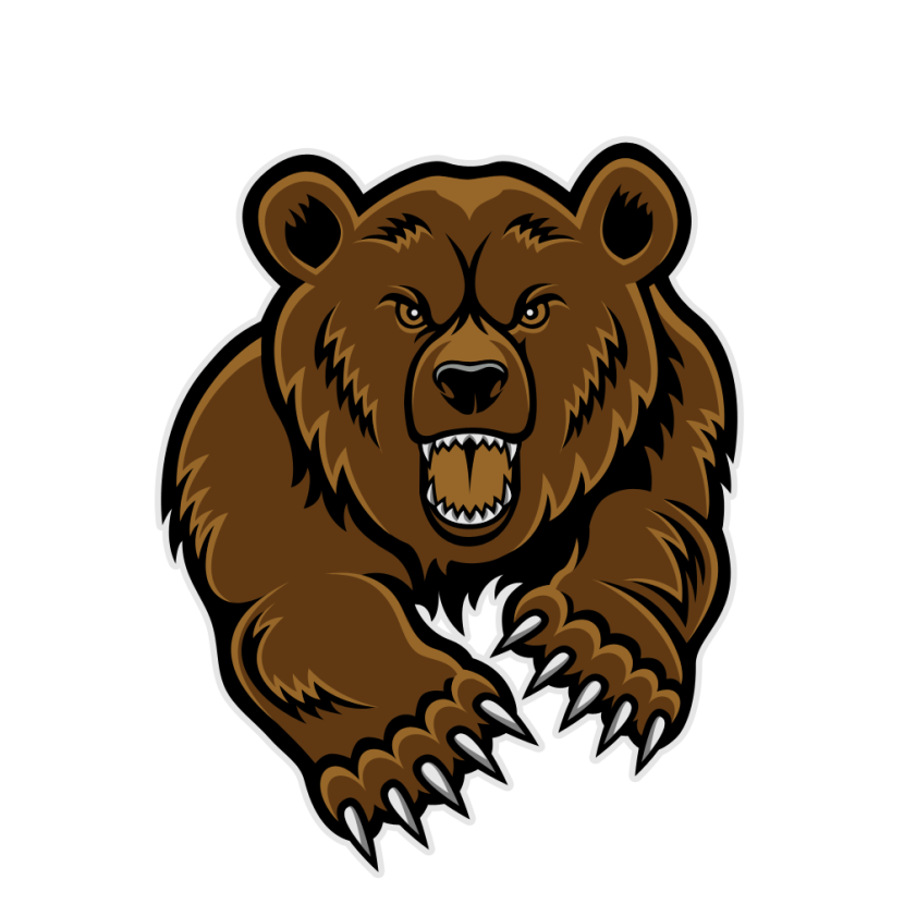 Bear png clipart. Collection of high