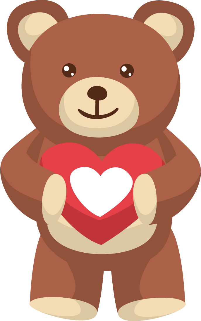 Bear png clipart. Teddy transparent free images